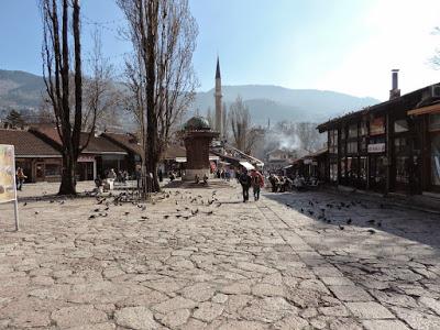Sarajevo: Znamenitosti, ki jih ne smete spregledati