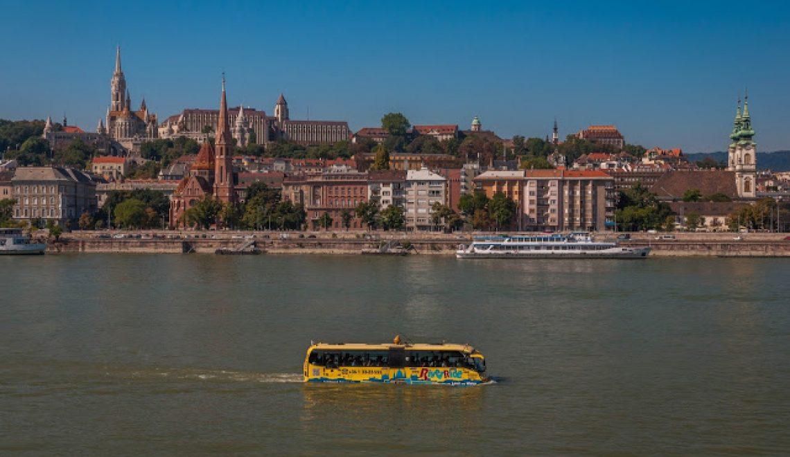 Romunija: Raziskovanje Budimpešte in vožnja proti Romuniji (2. dan)
