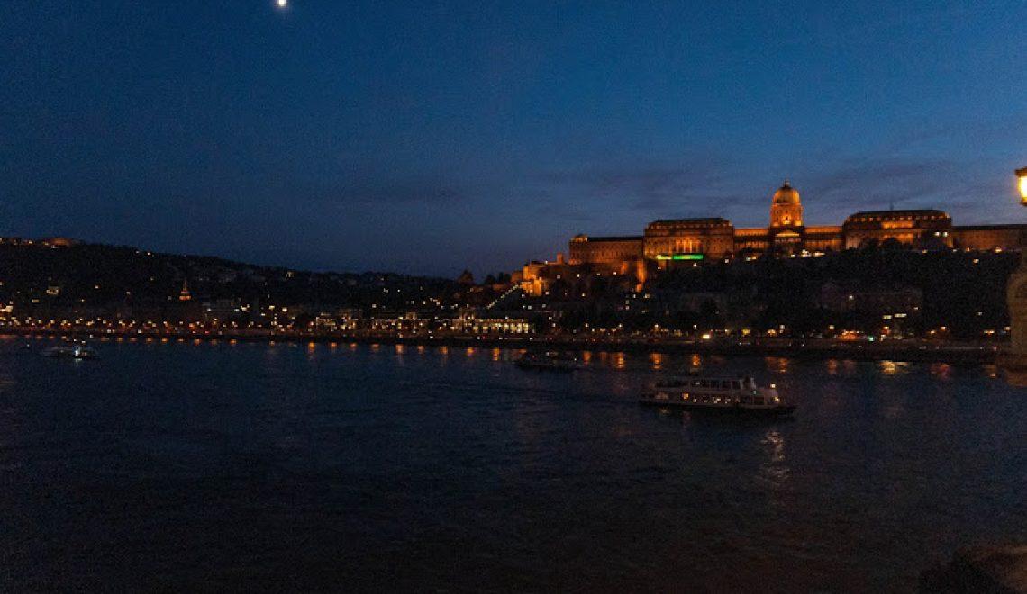 Romunija: Večerni sprehod po Budimpešti (1. dan)