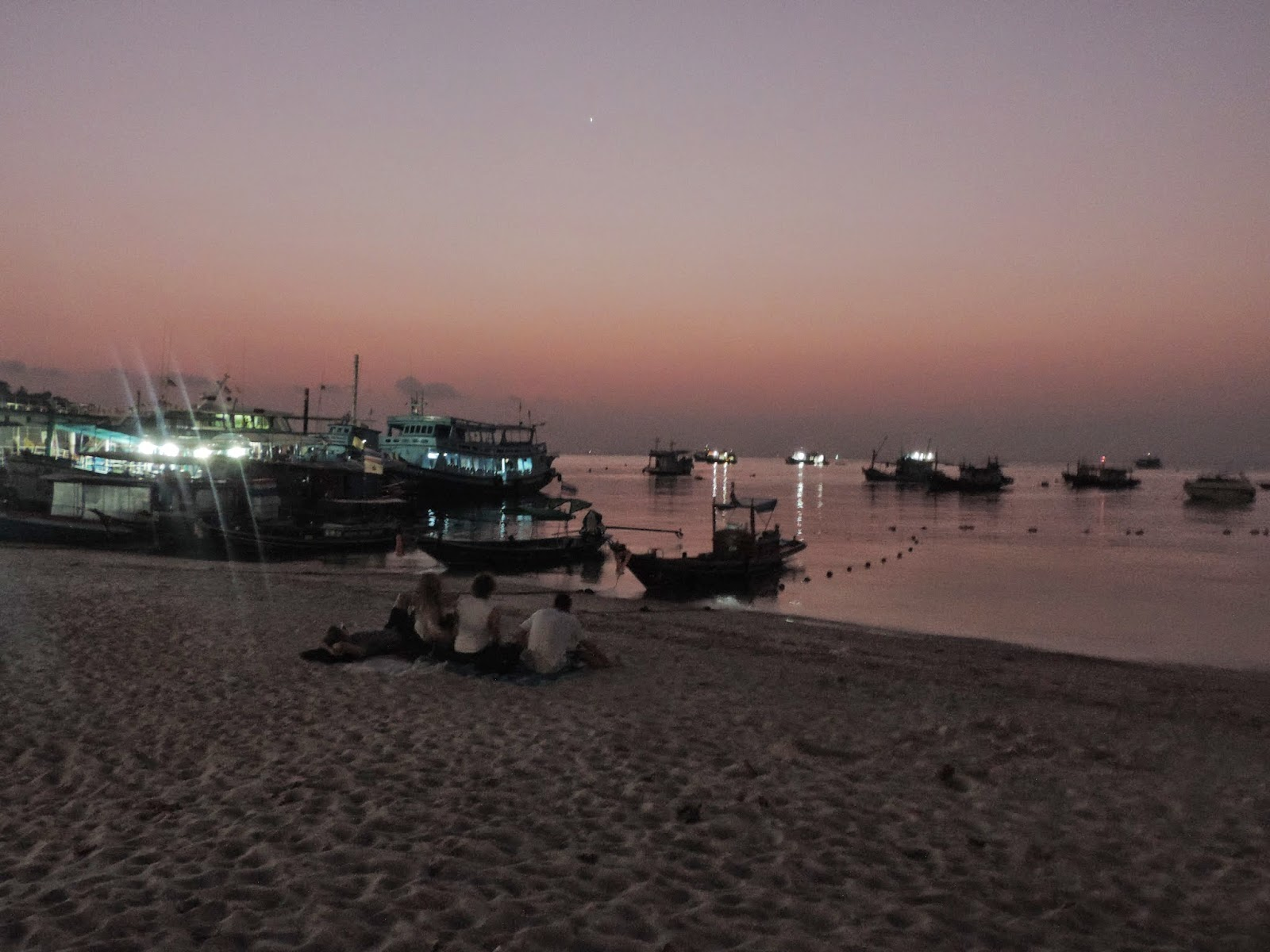 Tajska: Koh Tao