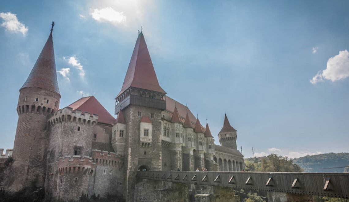Romania: Curvin Castle and charming Timisoara