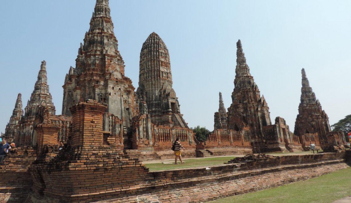 Tajska: Načrt potovanja 14 dni in 21 dni