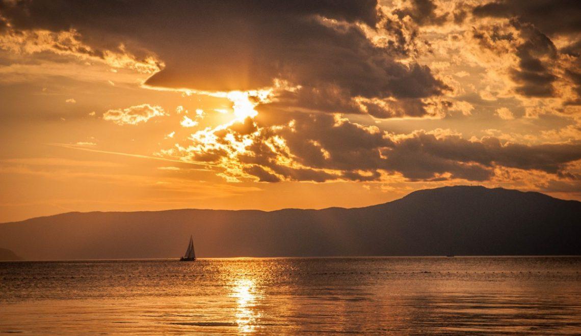 Junijsko kampiranje na otoku Krku