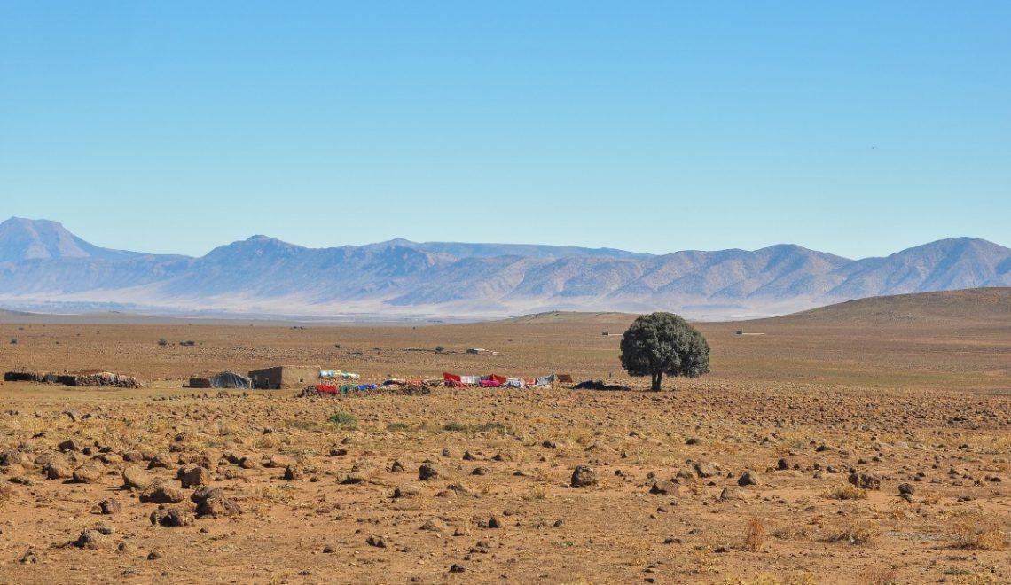 Maroko: Čez gorovje Atlas do Midelta (4. dan)