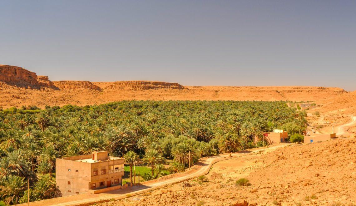 Maroko: Slikovita pokrajina med Mideltom in Merzougo (5. dan)