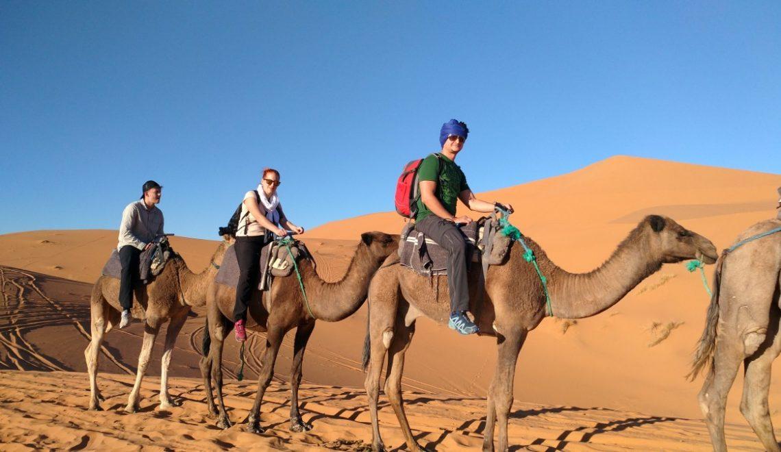 Maroko: Izlet v Saharo (6. dan)