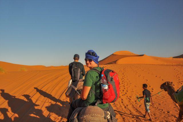 Maroko: Izlet v Saharo