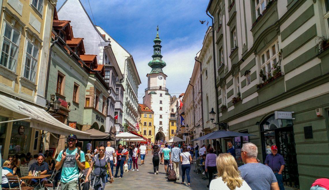 Bratislava – živahno mesto, ki navduši