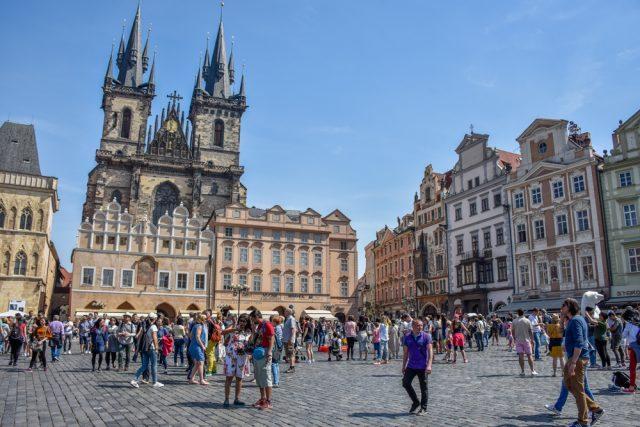 4 days in Prague