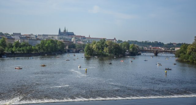 Charles bridge City square and excellent prague culinary