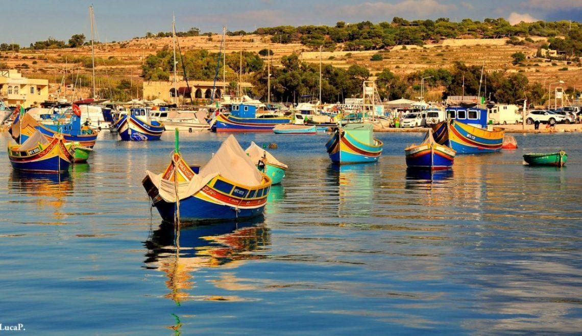 Malta: Mosta, Mdina, Valletta and Marsaxlokk
