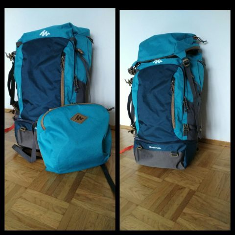 How to choose suitable traveling backpack