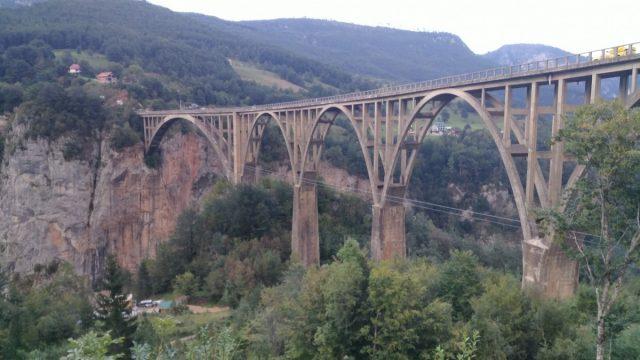 Nacionalni park Durmitor: Žabljak: most Đurđevica