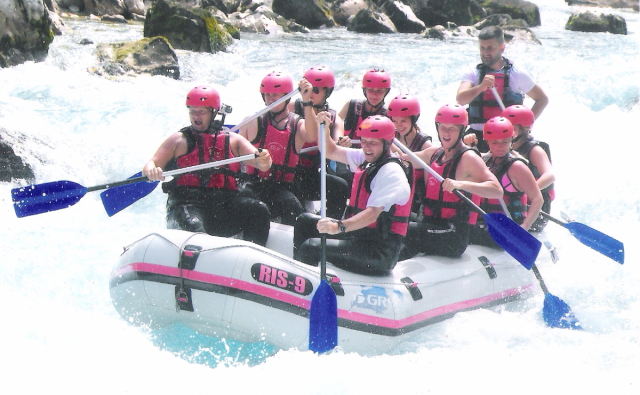 Nacionalni park Durmitor: Tara rafting