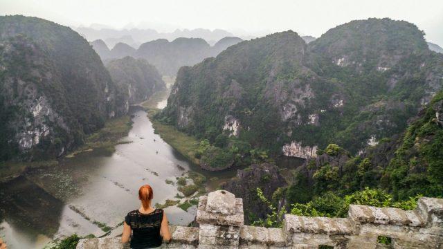 Provinca Ninh Binh in mestece Tam Coc