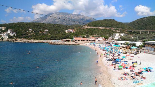 Črna gora: Uvala maslina