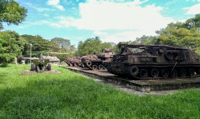 Imperialno mesto Hue, vojaški muzej