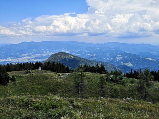 nedeljski izlet na uršljo goro