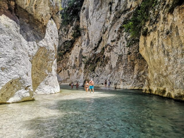 Perfect day in Acheron River