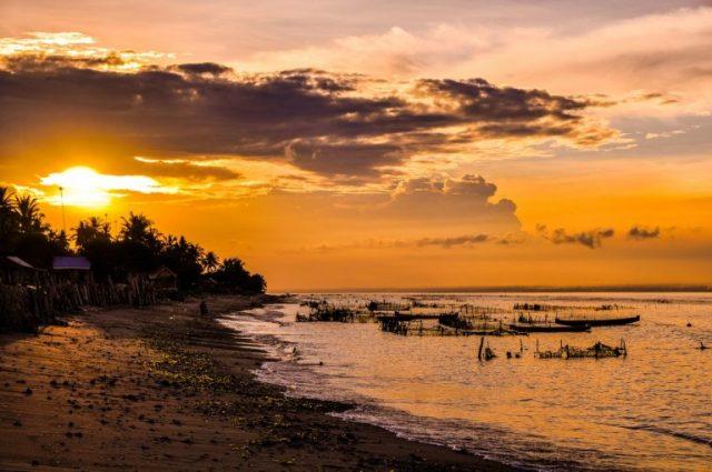 Indonesia: Snorkeling at Crystal Bay