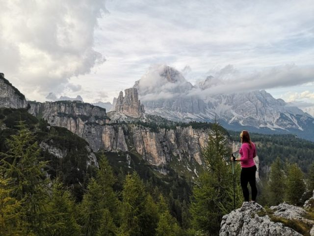 Weekend at the Dolomites