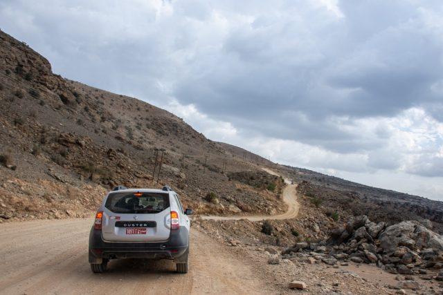 Stroški potovanja: Oman (13 dni)