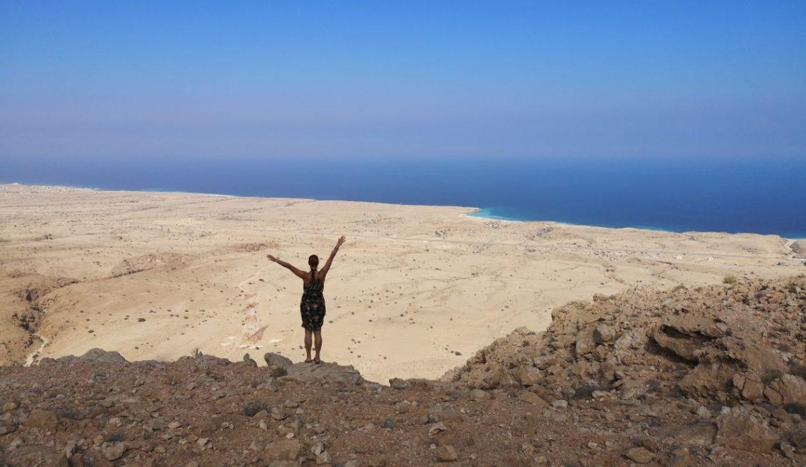 Načrt potovanja: 13-dnevni road-trip po Omanu