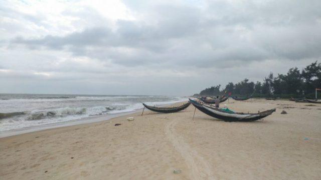 City Hue, beach