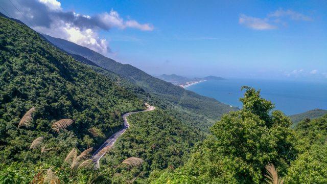 Hai Van pass, panoramska cesta