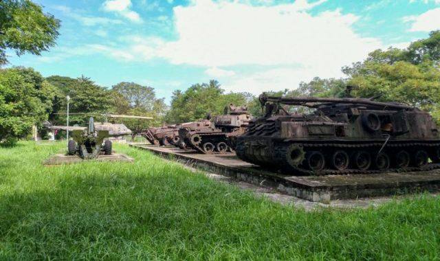 Hue, military museum