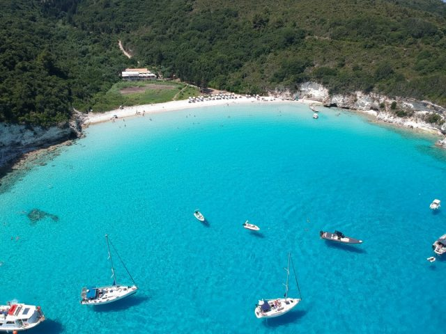 Parga - beautiful Greek seaside town