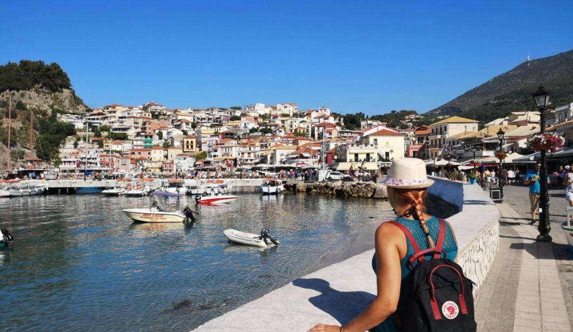 Parga – čudovito grško obmorsko mestece