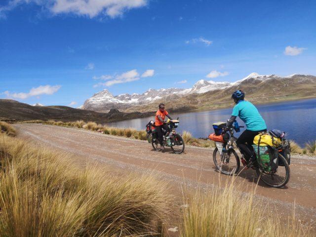 Bikepacking ruta: Peru Great Divide