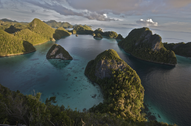 Our five dream destinations: raja ampat
