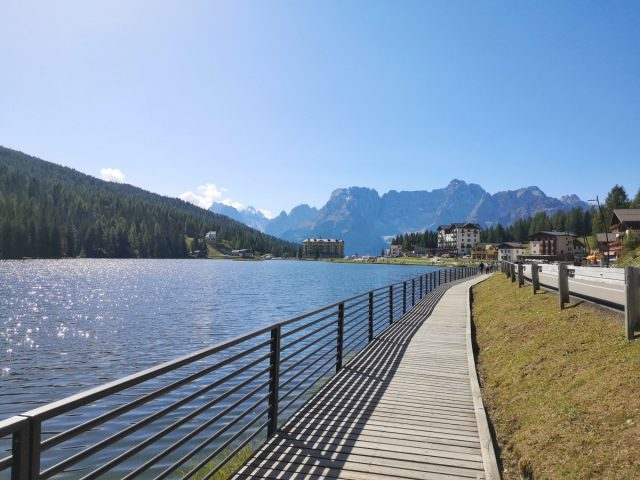 Misurina - hidden pearl of the Dolomites