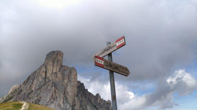 Dolomites: Cinque Torri