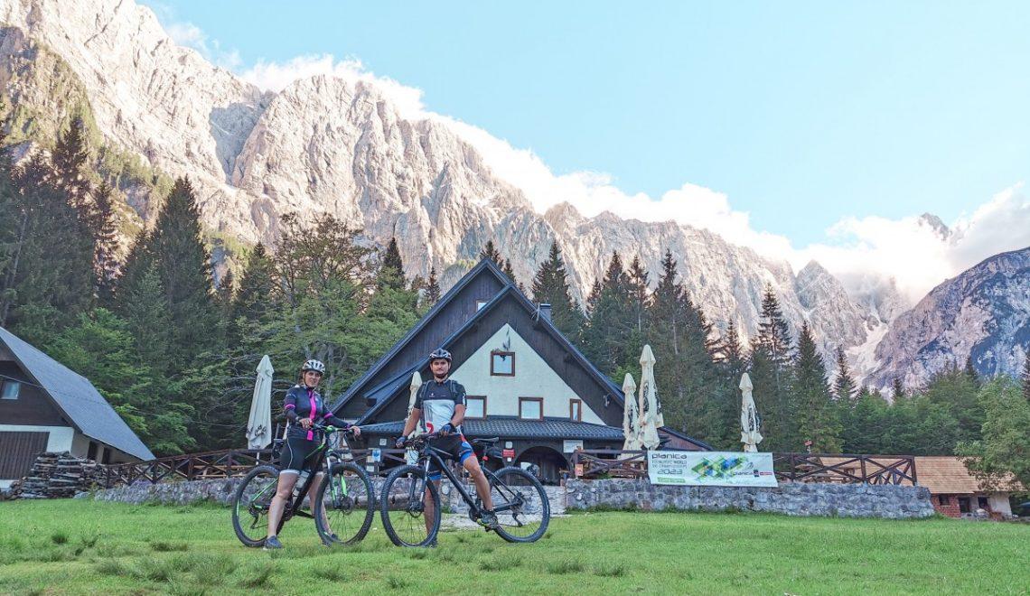 S kolesom v dolino Tamar