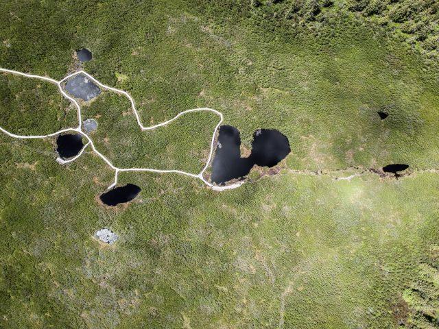 13 idej kaj početi na Rogli: Lovrenška jezera