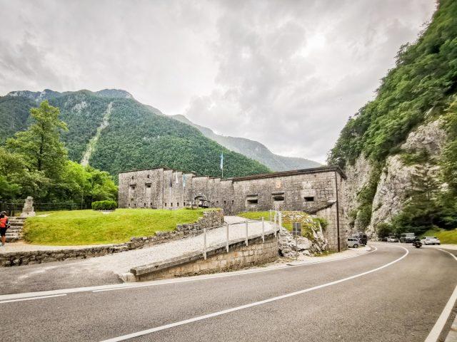 20+ idej in aktivnosti kaj početi v dolini Soče: trdnjava kluže