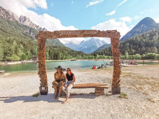 16 razlogov za obisk Kranjske Gore: Jezero jasna