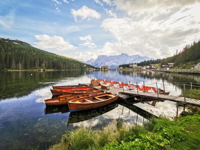 Podaljšan vikend v Dolomitih: misurina