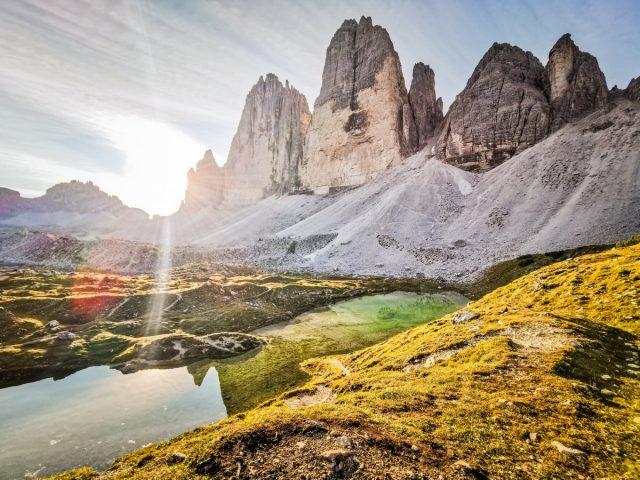 Podaljšan vikend v Dolomitih: tre cime