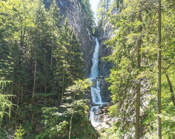 7 najlepših slapov pri nas: martuljški slapovi