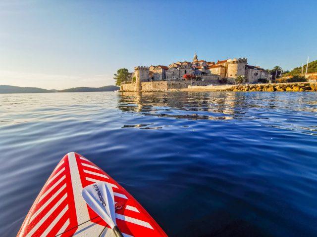 Vodič po Korčuli, otok morja, sonca in vina: korčula supanje
