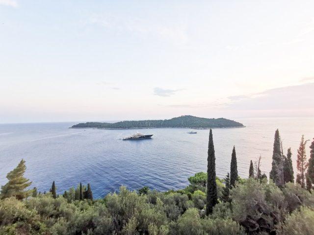 Vodič po Dubrovniku: dubrovnik otok Lokrum