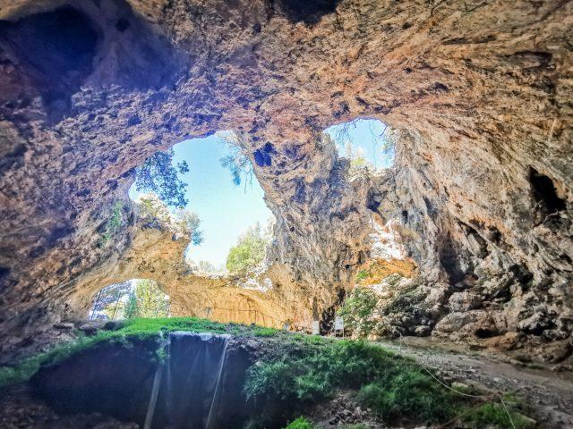 Complet Guide to Visit Korcula Island: cave vela spilja