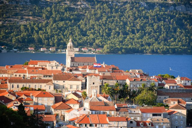 Complet Guide to Visit Korcula Island: korcula old town