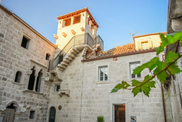 Complet Guide to Visit Korcula Island: marco polo house
