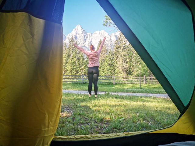 Kaj potrebujem za kampiranje?