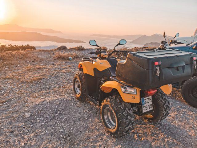 Santorini: vse kar morate vedeti, prevoz po santoriniju